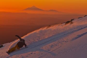 Turoa Snowboarding