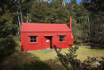 Tongariro Waihonuhonu Hut