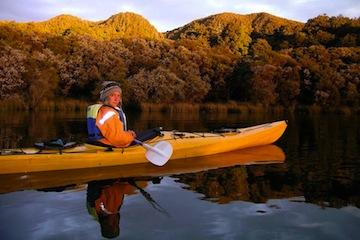 Tongariro Kayaking