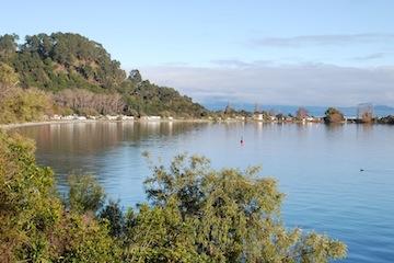 Motutere Bay