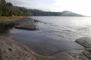 Pukawa Beach