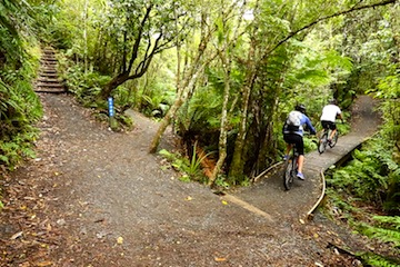Tongariro River Mountain Biking